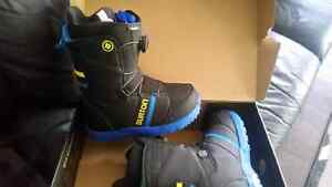 Burton zip line boots size 5 Peterborough Peterborough Area image 2