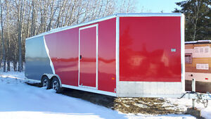 2015 Neo Enclosed Trailer