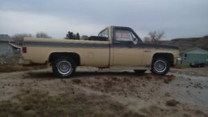 1986 GMC - SURVIVOR!!