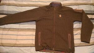 Casual Scott Sports Jacket – Large, Brown