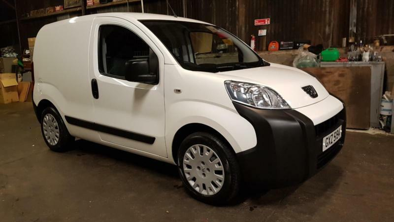 NO VAT..August 2014 Peugeot Bipper 1.3HDi 75 Professional,42000 Miles,caddy,partner,berlingo,combo,