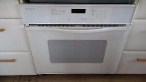 Jenn Air Convection Wall Oven White Kitchener / Waterloo Kitchener Area image 1