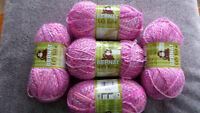 Bernat Lil' Tots Yarn - 5 balls