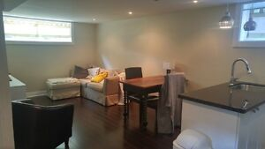 Beautiful One Bdr Basemment -All Inclusive- Lawrence and Brimley