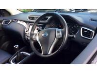 2015 Nissan Qashqai 1.2 DiG-T Tekna 5dr Manual Petrol Hatchback