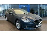 2014 Mazda 6 2.2d SE-L Nav 5dr - FRONT+REAR PARKING SENSORS, TOUCHSCREEN DISPLAY