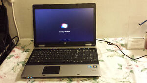 Used HP Probook 6550b Core i5 Laptop with HDMI and Wireless Cambridge Kitchener Area image 1