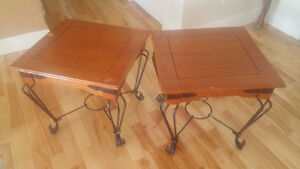 Excellent Twin Tables - ONO (REDUCED)