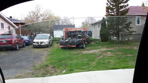 2000/2003 f350 parts towtruck