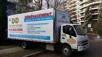 Local and Long distance MOVERS AAA+ Save 30%$+. Montreal Toronto