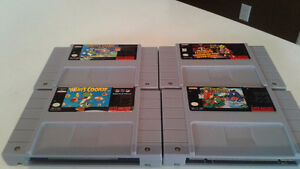 Jeux snes, nes, n64, ps1, ps2, ps3, wii