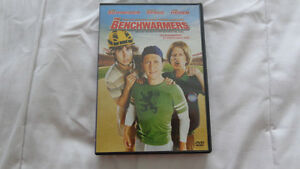 DVD  -  The Benchwarmers