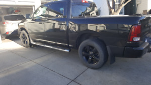 2015 Dodge Power Ram 1500 midnight black edition Pickup Truck