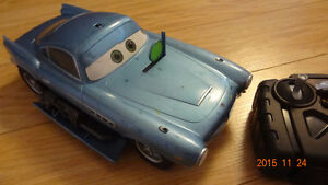 "Disney Pixar Movie Series ""Cars 2"" Air Hogs R/C"