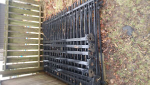 Fence Panels and Fence Posts