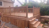 Fences And Decks By Bear
