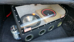 Subwoofers $90OBO