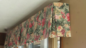 Floral Window Valance London Ontario image 4