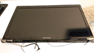 Lenovo g780 screen and complete lid assembly