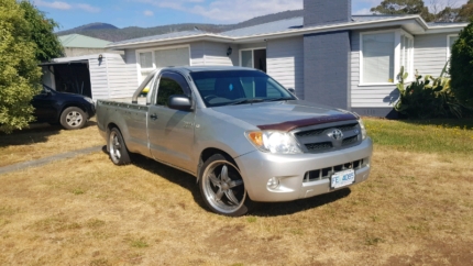Toyota hilux 2x4 Goodwood Glenorchy Area Preview