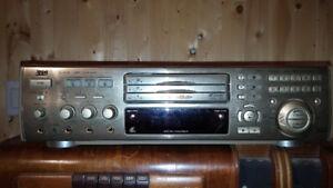 Lecteur karaoke/CD de marque JVC