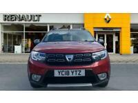 2018 Dacia Sandero Stepway 1.5 dCi Ambiance 5dr Diesel Hatchback Hatchback Diese
