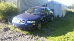2001 Volkswagen Passat 1200$ nego