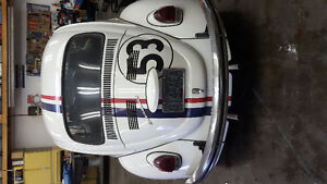 1970 Herbie Volkswagon Beetle