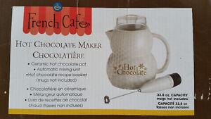 Hot Chocolate Maker Kingston Kingston Area image 2