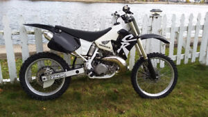 1994 CR250R for trade!