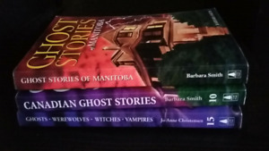 Ghost Stories books