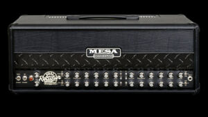 Mesa Boogie Roadster Head and Footswitch