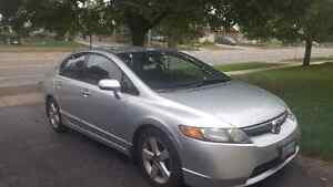 2006 Honda Civic LX Sedan for sale, excellent condition