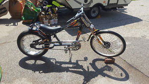 Rare Schwinn Stingray Orange County Chopper Bike For Sale