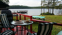 3 Bdr. Camps, Beautiful Private Lake