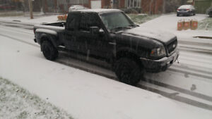 2002 Ford Ranger AS-IS