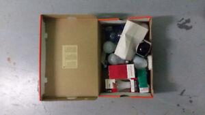 Selection of light bulbs (unused)