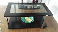 FS: Coffee Table + Entertainment Stand