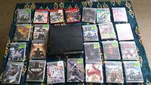 500 gig ps3 + 25 games