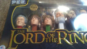 Lord of the rings pez dispenser
