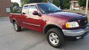 2003 Ford F-150 Camion