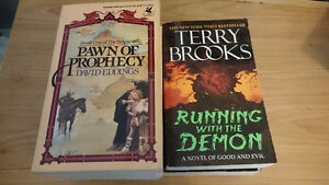 Fantasy books for sale