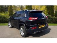 2016 Jeep Cherokee 2.2 Multijet 200 Limited Activ Automatic Diesel MPV
