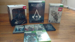 Collector édition assassin creed