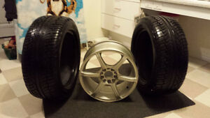 4 Michelin All Season Radial Tires For Sale