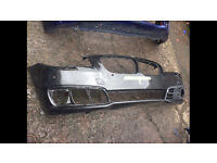 BMW 5 series Lci she front bumper choice of front and rear can post