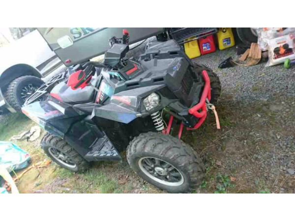Used 2013 Polaris Scrambler