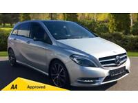2014 Mercedes-Benz B-Class B200 BLUEEFFICIENCY SPRT Automatic Petrol Hatchback
