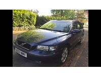 Volvo V70 ,2.4 d5 genuine low mileage