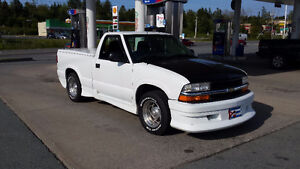 1998 Chevy S-10 Truck - Last Chance going into storage!!